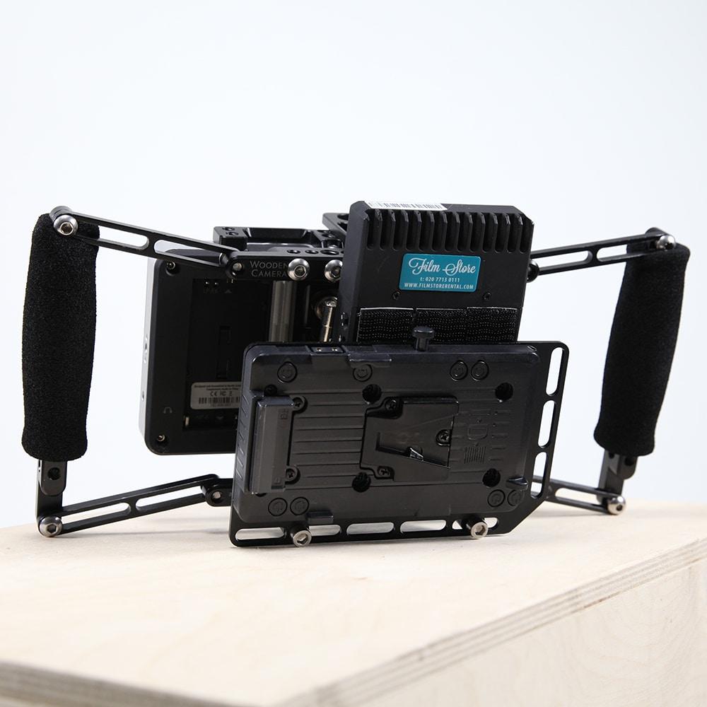 7 Small HD 702 Wireless Monitor Cage