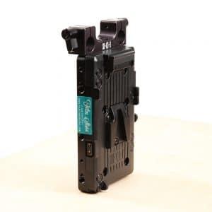 IDX 15mm Bars to V Lock Plate