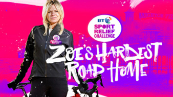 Zoe's Hardest Road Home