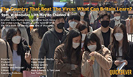 The Country That Beat the Virus: What Can Britain Learn?
