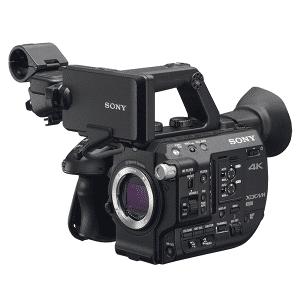 Sony PXW FS5 Mark II
